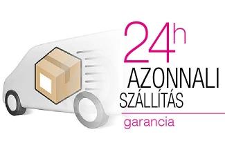 24 órás szállítási garancia